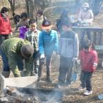 2月大人の自然学校