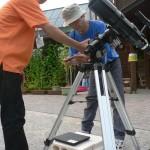 夏の星空観察会2012