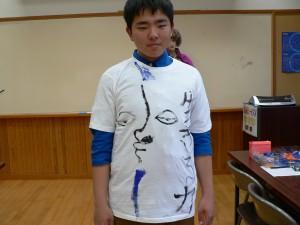 オリジナルECOTシャツづくり